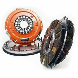 Centerforce 04614840 Dyad Drive System Clutch And Flywheel Kit For 70-74 Corvette