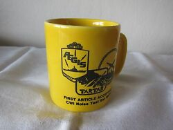 FIRST ARTICLE ACCEPTANCE CWI NOISE TEST for AEGIS TARTAR & TERRIER MISSILES MUG