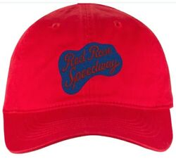 Paul Mccartney Red Rose Speedway Hat / Baseball Cap Embroidered The Beatles