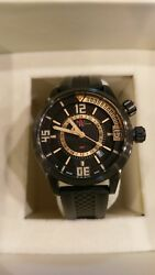 Ball Engineer Master II Diver GMT Watch Black Strap - Free Coach Bag with BIN!!