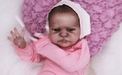 Reborn Cassia Manning. Reborn By Shaylen Maxwell Sold Out Very Rare. Has Coa.