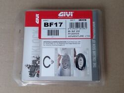 GIVI FLANGE MOUNT TANKLOCK BAGS TANK for BMW R 1200 RT 2014 2015