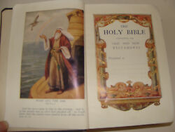 Holy Bible With Helps Old And New Testament King James Version Holy Land Maps