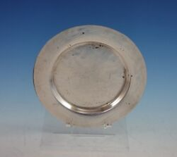Round By Porter Blanchard Sterling Silver Bread And Butter Plate 6 2933
