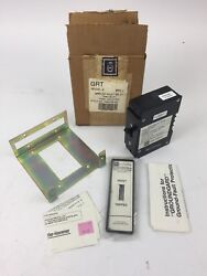 Cutler Hammer Grt Ground Fault Relay Time Delay Panel Mount Output 10a 250vac