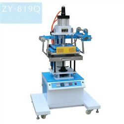 Pneumatic Stamping Machine New Leather Logo Printer Zy-819-q Pressure Words Ox
