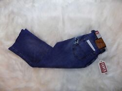 Vintage Clothing 501 Xx Selvedge Cone Denim 1937 Button Fly Mens Size 28