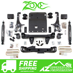 Zone Offroad 4 Lift Suspension System For 05-15 Toyota Tacoma 4wd T4n