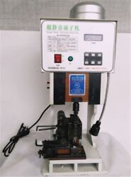 Terminal Wire With Otp Horizontal Mold 220v 2t Crimping Machine New Super Mut Ic