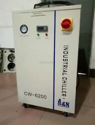 Engraving Machines Industrial Water Chiller For Cnc/ Laser Engraver New Cw-62 Il