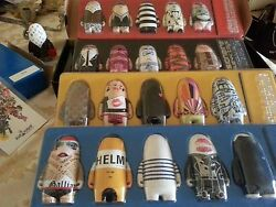 Visionaire 44 And 45 More Toys Kid Robot 4 Box Sets Of T Designer Characters-wow