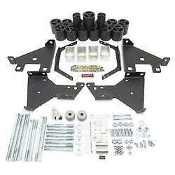 Performance Accessories Pa10303 3 Body Lift Kit For 2014-2017 Gmc Sierra 1500