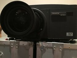 Christie WX10K-M 3 CHIP DLP Projector