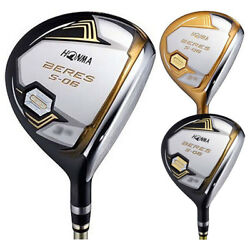 2018 HONMA Beres S-06 Fairway Wood NEW