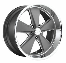 Cpp Us Mags U120 Roadster Wheels 20x8 Fits Chevy Impala Chevelle Ss