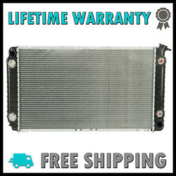 New Radiator 1 Quality And Service Compare Ratings| 3.8 V6 4.9 V8 W/ Eoc W/o Lci