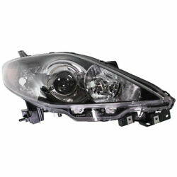 New Hid Head Lamp Lens And Housing Rh Side Fits Mazda 5 Ma2519125