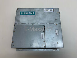 Siemens Simatic Box Pc 620 6es7647-5ag10-2jx0 Fully Tested