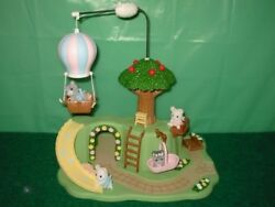 Epoch Japan Baby Square Series Letand039s Play With A Balloon Hill Calico Critters