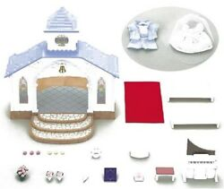 Epoch Sylvanian Families Forest Fashion Series Forest Wedding Calico Critters
