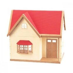 Epoch Cute House In Strawberry Forest Where Families Series Calico Critters