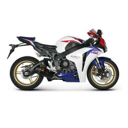 Honda Cbr 1000 Rr And03912-and039 16 Exhaust Complete Akrapovic Non Approved Carbon
