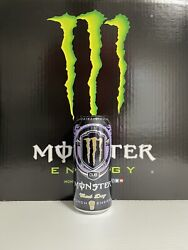 Monster Energy Drink Dub Old Design Discontinued 16oz Can