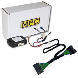 Plug-n-play Remote Activated Remote Start Kit For 2013-2019 Lincoln Mkz Hybrid