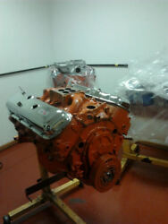 1969 IMPALA SS ENGINE #512 (NUMBERS MATCHING  REFURBISHED READY TO INSTALL)
