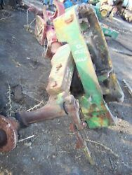 John Deere 2020 Front Axle Assembly With Steering
