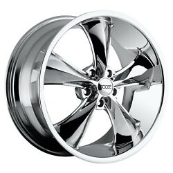 Cpp Foose F105 Legend Wheels 17x8 Fits Plymouth Belvedere Fury Gtx