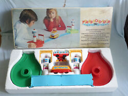 Geyper Toys Ferry-boat Tomy License 70s Vintage Toy Made In Spain In Box