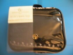 Adrienne Vittadini Gift Set of 3 Cosmetic Bag pouch 3 bottles