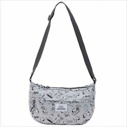 Snoopy Soleil shoulder bag sports mix Kawaii Cute Anime Beagle New From Japan