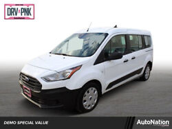 2019 Ford Transit Connect XL 2019 Ford Transit Connect XL Front Wheel Drive 2L I4 16V Automatic 5 Miles