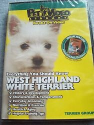 West Highland White Terrier: Everything You Should Know Pet Video Library  DVD