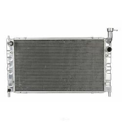 Radiator And AC Condenser Assembly Spectra CU2863 fits 01-03 Toyota Prius