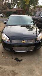2007 chevy impala ss, black, 4 door, tinted windows, currently on non op