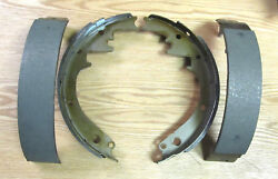 1955 1956 1957 Chevy Front Brake Shoes Set Does Both Front Wheels