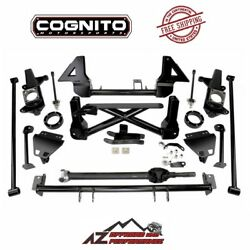 Cognito 10-12 Front Suspension Lift For 03-10 Gm Hummer H2 And Sut