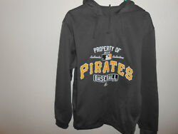 Vintage Pittsburgh Pirates Authentic Majestic Jacket Coat Pullover Large L