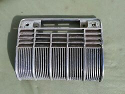 1941 Cadillac Center Dash Grill And03941