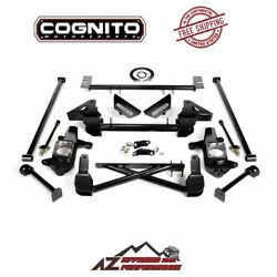 Cognito 7-9 Front Lift For 07-10 Gm Silverado Sierra 2500 3500 2wd Stabilitrak
