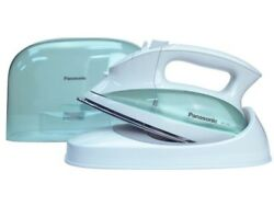 New Panasonic NI-L70SR Cordless Steam/Dry Iron Curved Stainless Steel Soleplate