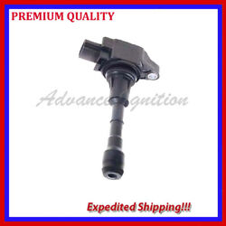 1PC IGNITION COIL UF550 22448-JA10A FOR NISSAN 350Z 3.5L V6 2007-2009 JIN550