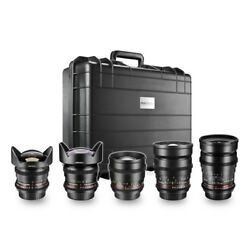 Walimex pro Lens all Star Set for Sony a by Digital Photographies