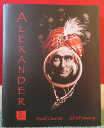 Alexander The Man Who Knows Magic Historical Stage Illusion Mentalism 1st. Ed.