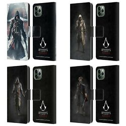 Assassinand039s Creed Rogue Key Art Leather Book Wallet Case For Apple Iphone Phones