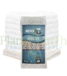 Mother Earth Perlite # 4 (4 cubic foot bags) by the Pallet.  FREE SHIPPING
