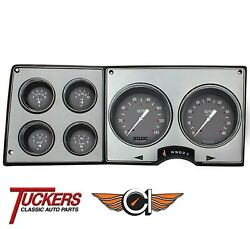 1973-87 Chevy/gmc Truck Direct Fit Gauges Classic Instruments Ct73sg Sg Series